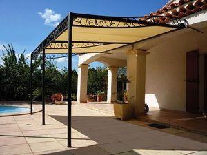 Complementos Casa y Jardín: Pérgolas de hierro