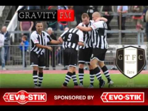 Grantham  Town Football Club  Post Match Interview With Adam Stevens 31st January 2015