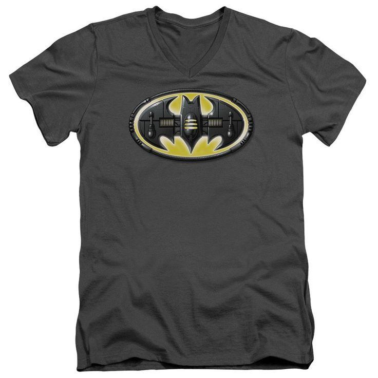 Bat Mech Logo