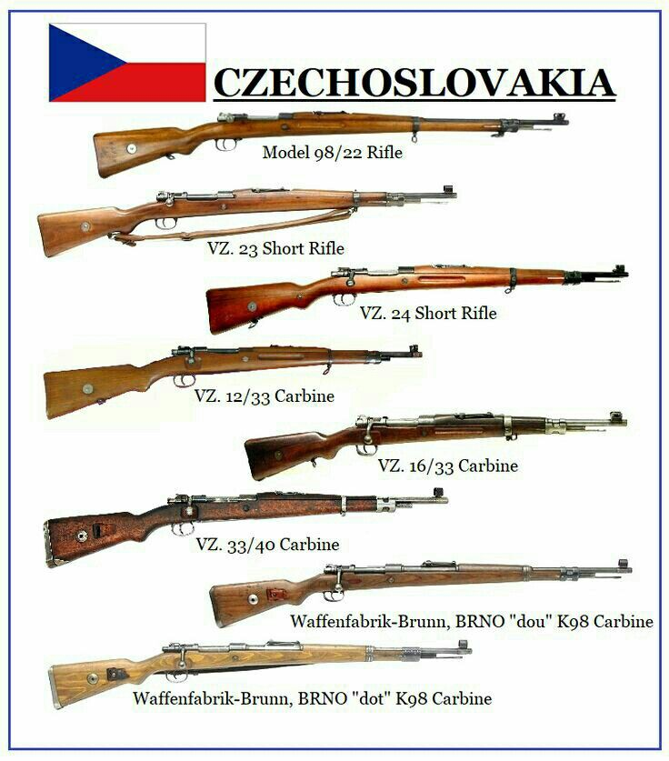 Rifle of the Czechoslovak army | Weapons | Guns, Hunting