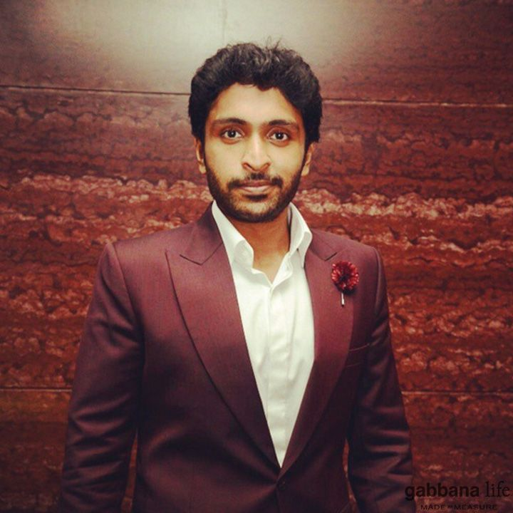 In 2012, Vikram Prabhu decided to set a new style statement in the Tamil Film industry with his bold move at the Vijay Awards. Since then, he has elevated the style quotient of a dapper actor and set the bench marks high!  #DapperDa #TBT #gabbanalife #no12knk #Chennai #dapperessemtials #bespokenfor #mensfashion #mensstyle #marsala #makeinindia #handmade #sartorialexcellence #lapelpins #ritziconawards #OurClientsOurCelebrities