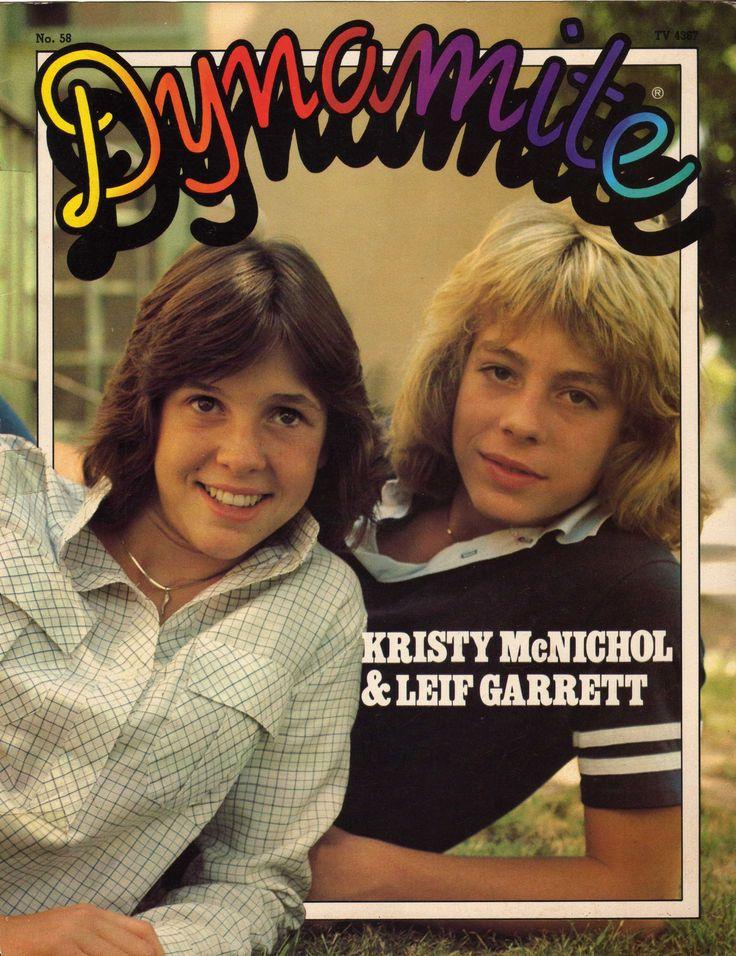 Kristy McNichol & Leif Garrett