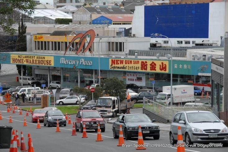 I'm not sure this Auckland landmark needs saving?