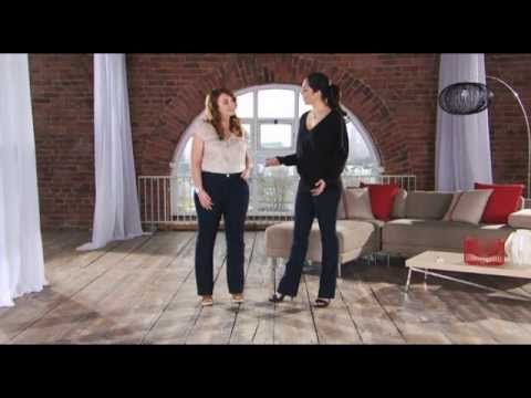 Fashion World - Clever Clothes - Fit Your Fuller Thigh Jeans