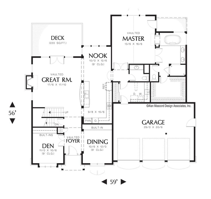 16 best images about house plans on pinterest basement for Daylight basement plans