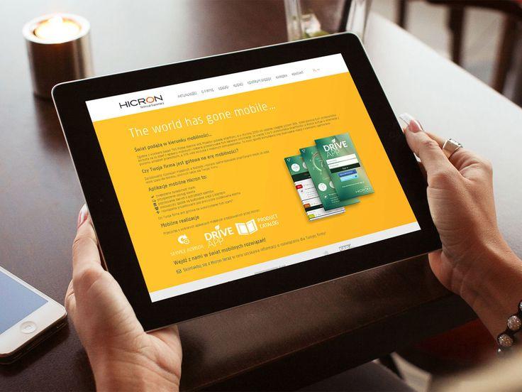 Landing page dla aplikacji DriveApp. #reklama #marketing #landing #aplikacja