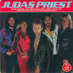 "Judas Priest - Judas Priest: buy 7"", Album, Comp at Discogs"