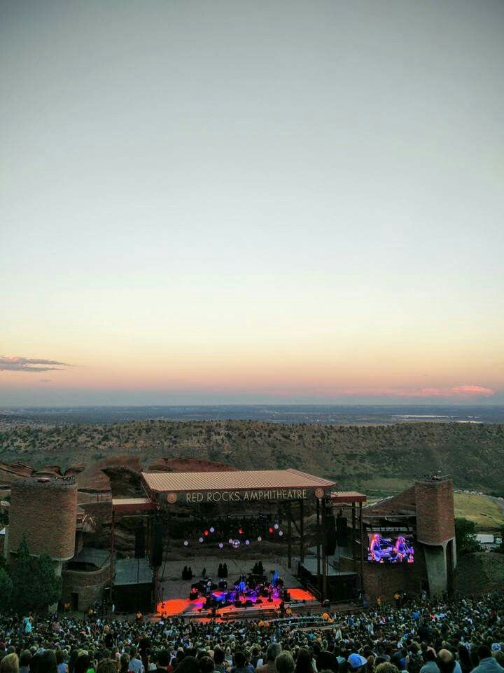 Red Rocks Amphitheater Morrison Colorado. A must-see when you go to Colorado! Music venue  #TRAVEL #traveltips #places #peopleplacesthings #livelife #hike #world #Melanieouravanh #Melanie #adventures #mustsee #beauty #music #colorado #outdoors #redrocksamphitheater #morrison #denver