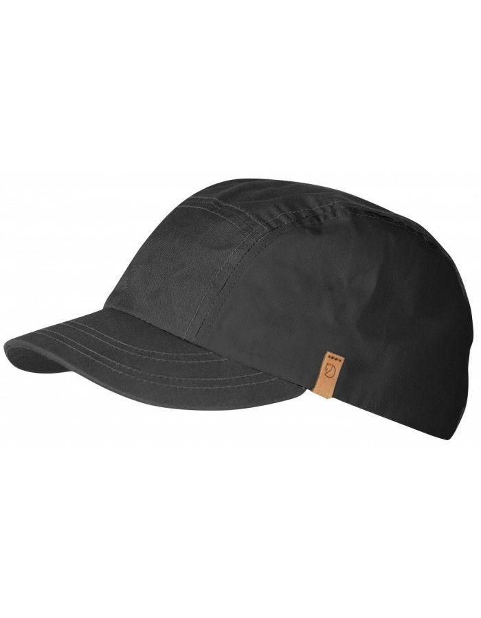 Fjellreven Keb Trekking Cap - Dark Grey - S/M
