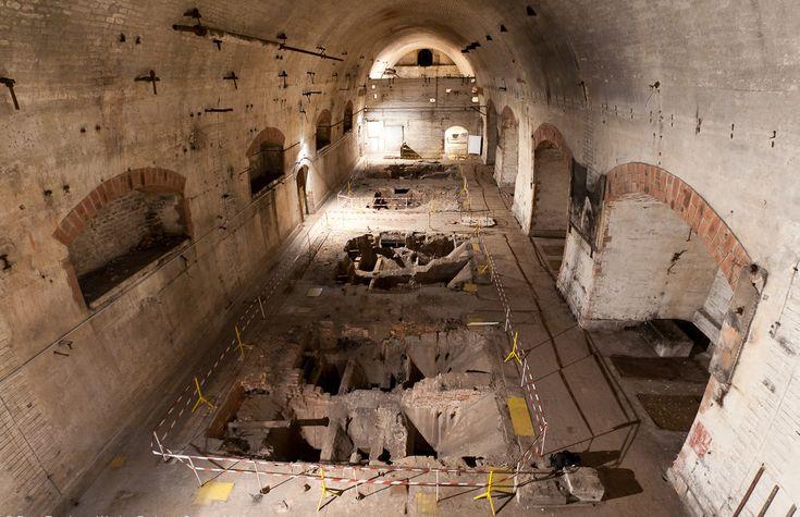 Titkos föld alatti objektum a Balatonnál, Balatonfűzfő