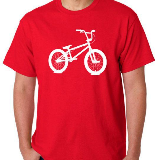 13 best bmx for the boys images on pinterest birthday for Sweaty t shirts and human mate choice