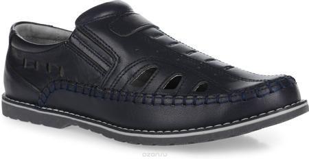 Котофей Туфли  — 3150р. ---------------------------------------- Стильные летние туфли для мальчика от Котофей выполнены из натуральной высококачественной кожи и оформлены внешним декоративным швом, вдоль ранта - крупной контрастной прострочкой. Сквозные отверстия обеспечивают естественную вентиляцию. Эластичные вставки по бокам обеспечивают наилучшую посадку модели на ноге. Внутренняя поверхность из натуральной кожи не натирает. Стелька из материала ЭВА с поверхностью из натуральной кожи…
