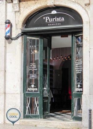 Lisboa Cool - Sair - Purista - Barbière