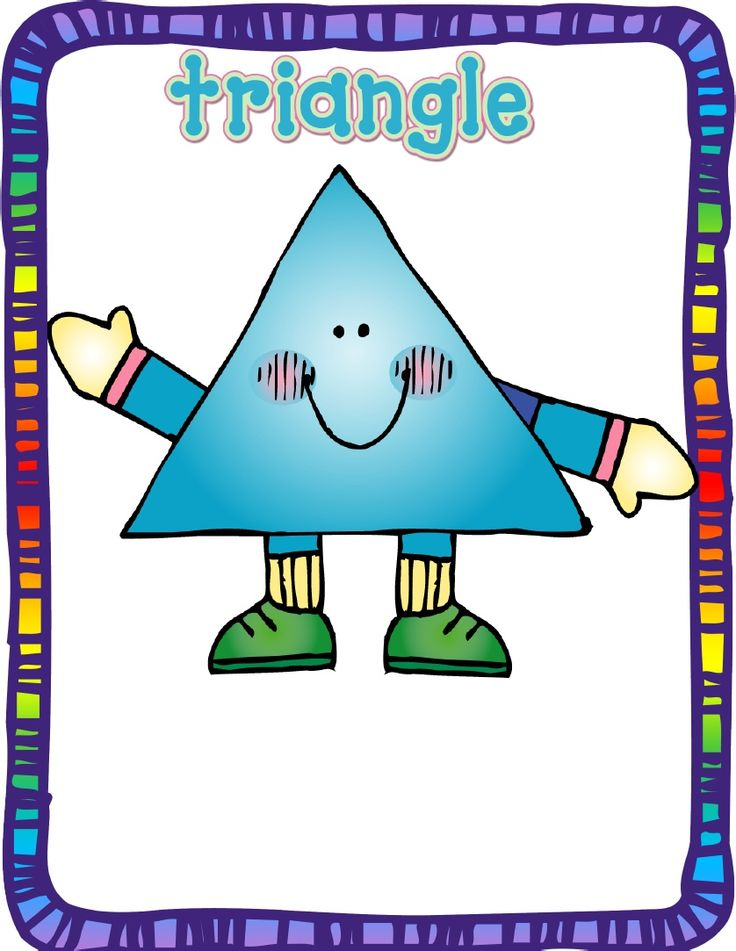 triangle song and poster