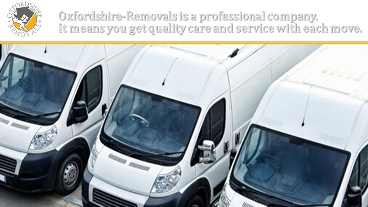 Oxfordshire-Removals is a professional company. It means you get quality care and service with each move.
