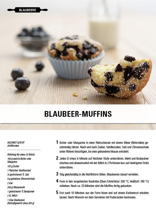 Rezept Blaubeer-Muffins. Besuche jetzt die Gewürzwelt von Juzo – Kompressionsstrümpfe für jeden Geschmack.
