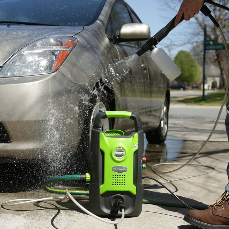 Hand Carry Electric Pressure Washer…
