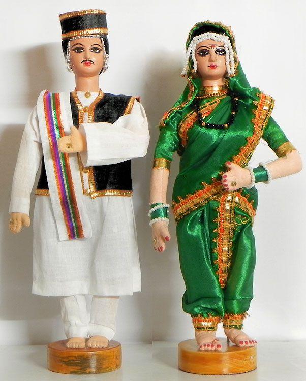 Maharashtrian Wedding Sari Yellow You Need To Enable