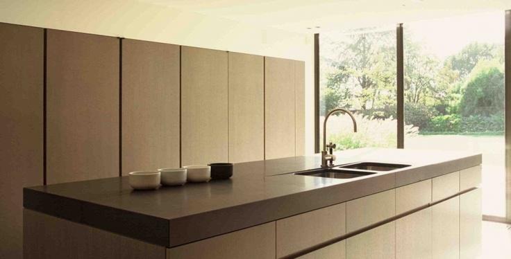 Moderne Hedendaagse En Design Keukens : Keukens Op, Keuken Ideeen ...