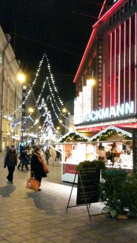 Helsinki Stockmann in December 2014