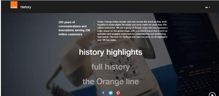 20 Brilliant Infinite Scroll Website Designs