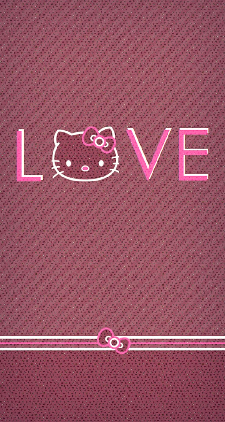 94 Hello Kitty Wallpaper Pink And Black Love For Iphone