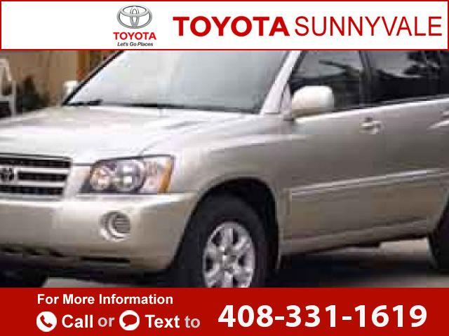 2002 *Toyota*  *Highlander*   175k miles $7,490 175018 miles 408-331-1619 Transmission: Automatic  #Toyota #Highlander #used #cars #ToyotaSunnyvale #Sunnyvale #CA #tapcars