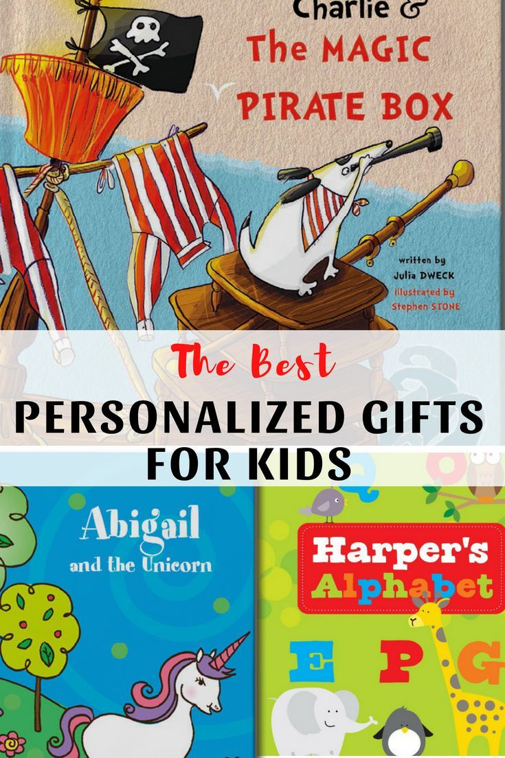 best personalized gifts kids