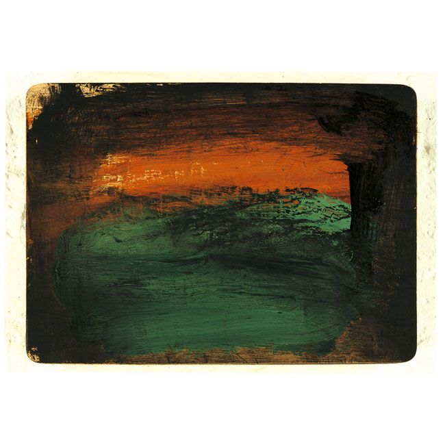 Dirty Weather — Howard Hodgkin, 2001. Art Experience NYC www.artexperiencenyc.com/social_login/?utm_source=pinterest_medium=pins_content=pinterest_pins_campaign=pinterest_initial
