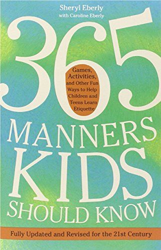 Good Manners Activities, Worksheets, Printables, and ...