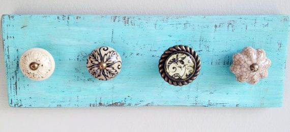 Rustic Decor Upcycled Pallet Jewelry by GeorgiePearlDesigns