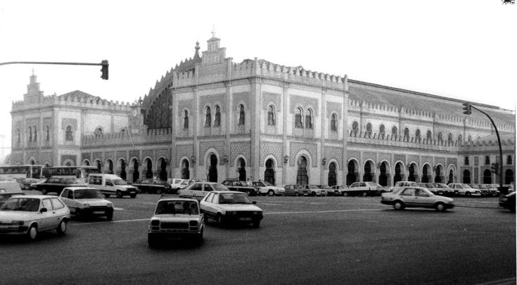 All sizes | Sevilla 1989 a7 Estación Plaza de Armas | Flickr - Photo Sharing!