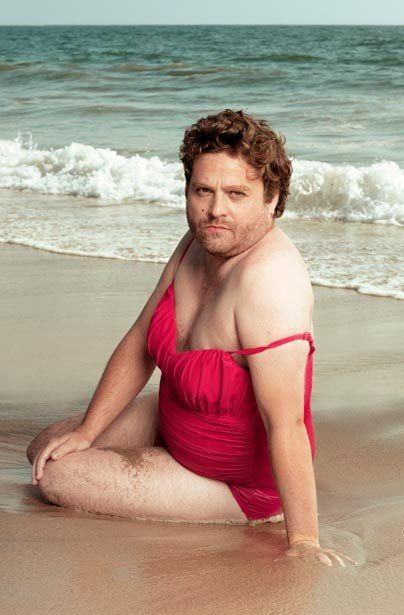 It's Swimsuit Season! | Zach Galifianakis