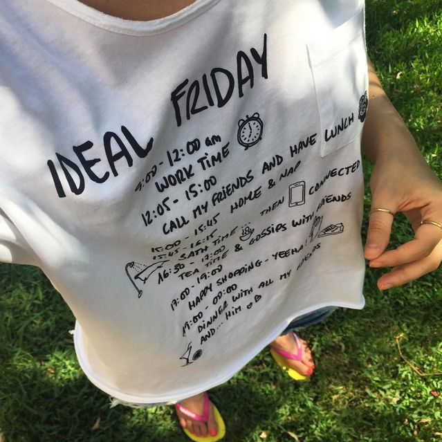#friday #tshirt