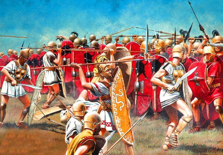Batalla de Sentino.