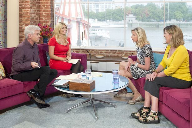 Katie Hopkins Calls Netmums A 'Mammary Militia' On ITV Show This Morning #Lemon #SitOnYourLap #MammaryMilitia #Netmums
