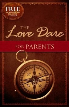 "The Love Dare for Parents is easy to read and work into a busy schedule, The Love Dare for Parents is designed to ""turn the hearts of parents to their children and turn the hearts of children to their parents"" (Malachi 4:6) so that moms and dads can more fully enjoy and delight in their children while maximizing the positive impact they have on their lives long term. Each day brings a promising key verse from Scripture, a biblical principle about love that applies to ..."