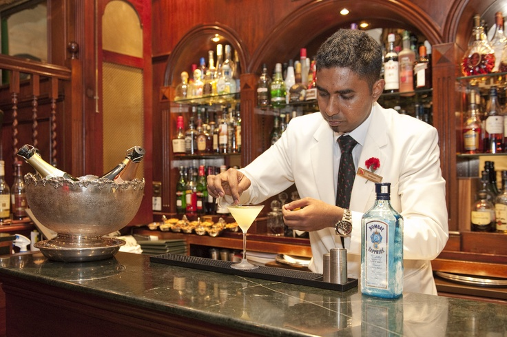 Stables Bar at The Milestone Hotel, in #London has the feel of a private members club, and serves some of the finest #cocktails in the city.
