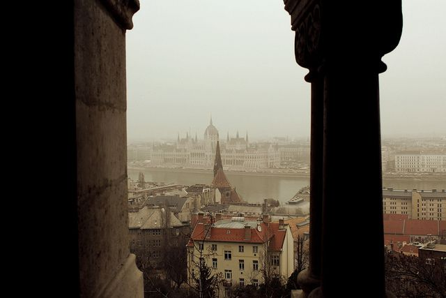Budapest - View