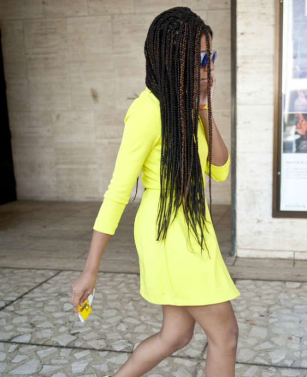 14 Times Solange Made Us Want Long Box Braids   Un-ruly