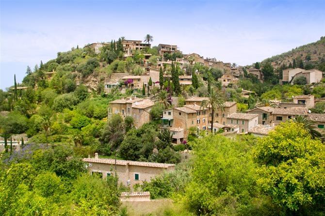 Deia, Mallorca, Sierra de Tramuntana