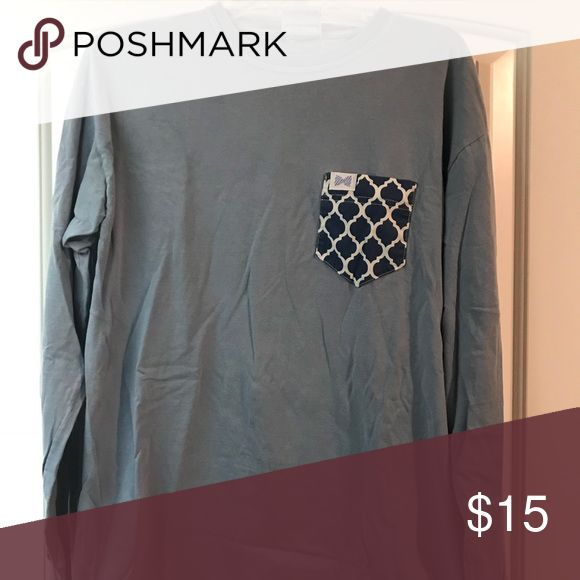 I just added this listing on Poshmark: Fraternity collection LS T-shirt. #shopmycloset #poshmark #fashion #shopping #style #forsale #Tops
