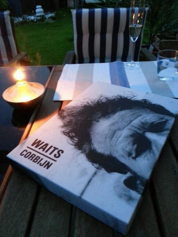Das Tom Waits / Corbijn Fotobuch ...