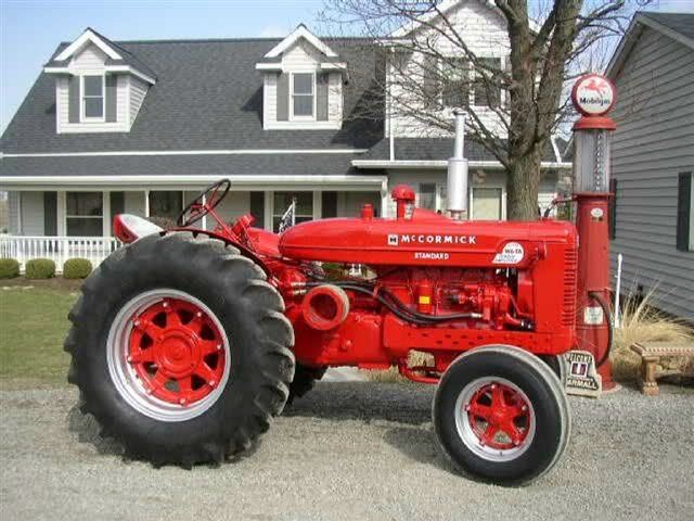 1954 Farmall Super W-6 TA Wheatland