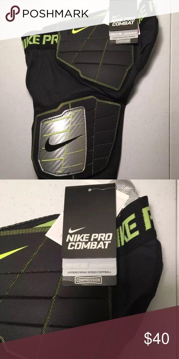 Nike Pro Combat Football Compression Short Padding Nike Pro Combat Hyperstrong Football Compression Short Padding. Brand new with tags attached Nike Bottoms Shorts