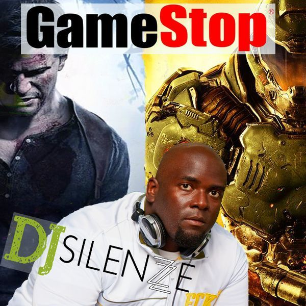 """Check out """"DJ Silenze - LIVE From GameStop (Midnight Launch: Uncharted 4 To DOOM)"""" by DJ Silenze on Mixcloud"""