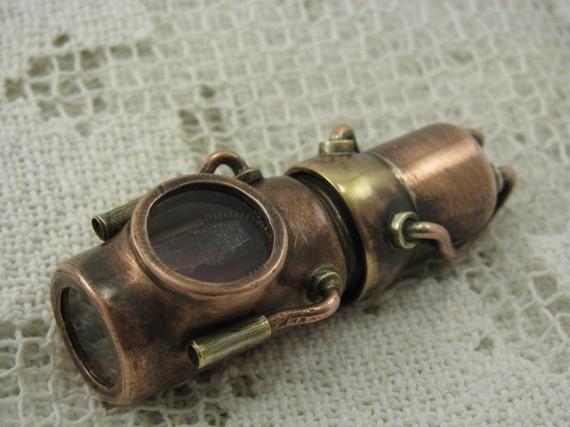 85 best steampunk images on pinterest industrial style - Steampunk bett ...