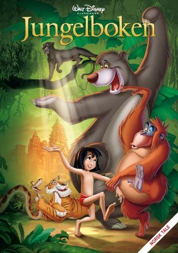 Jungelboken er en av Disneys mest populære filmer opp gjennom tidene. Inspirert av Rudyard Kiplings bøker, byr Jungelboken på en spennende fortelling, masse latte...
