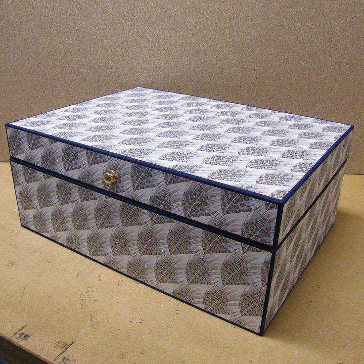 Mooie doos als kerst geschenk