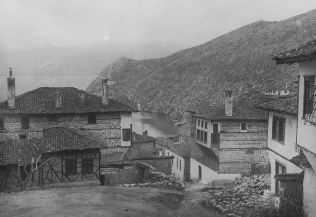 History of Macedonia, the historical region of northern Greece - FOLKLORE SOCIETY CULTURAL EXORAISTIKOS AMPELOKIPON Kastoria, Macedonia Greece (P.E.L.S.A.): November 2012